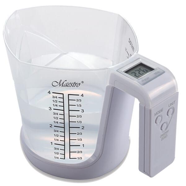 инструкция весов digital measuring cup