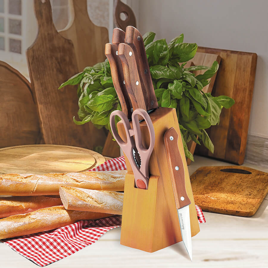 Набір ножів MR-1401