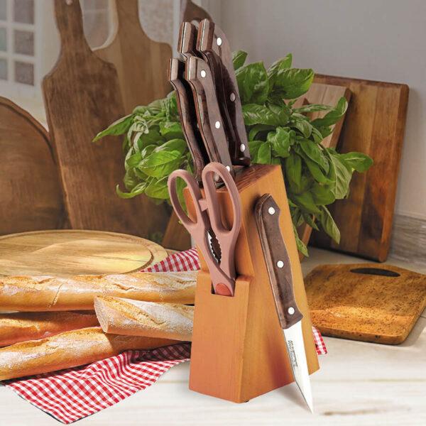 Набори ножів MR-1404