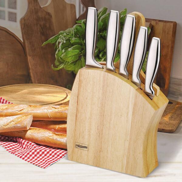 Набір ножів MR-1411