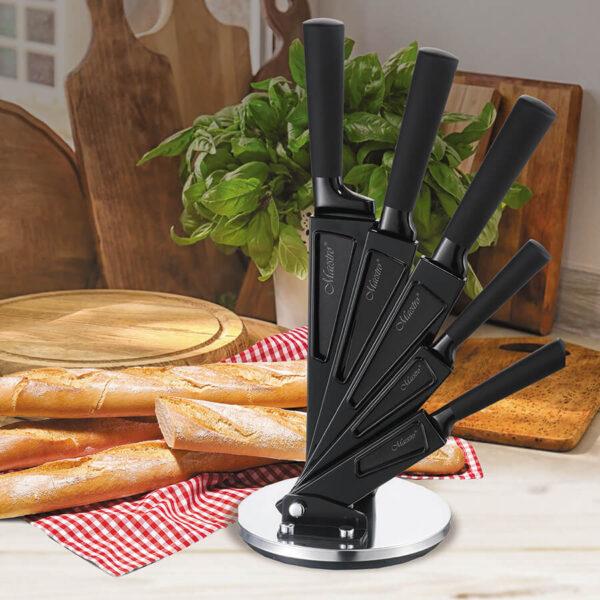 Набір ножів MR-1413