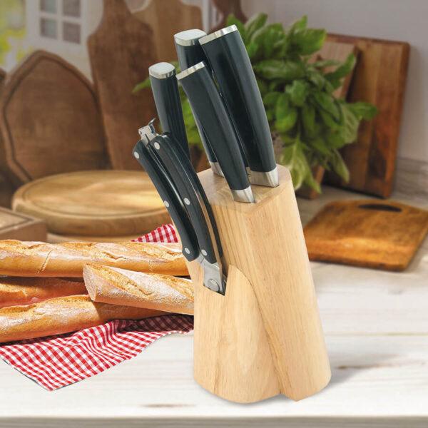 Набір ножів MR-1424