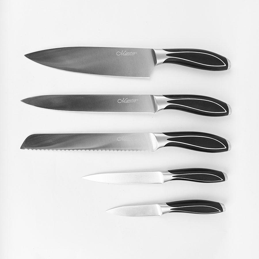 Набір ножів MR-1425