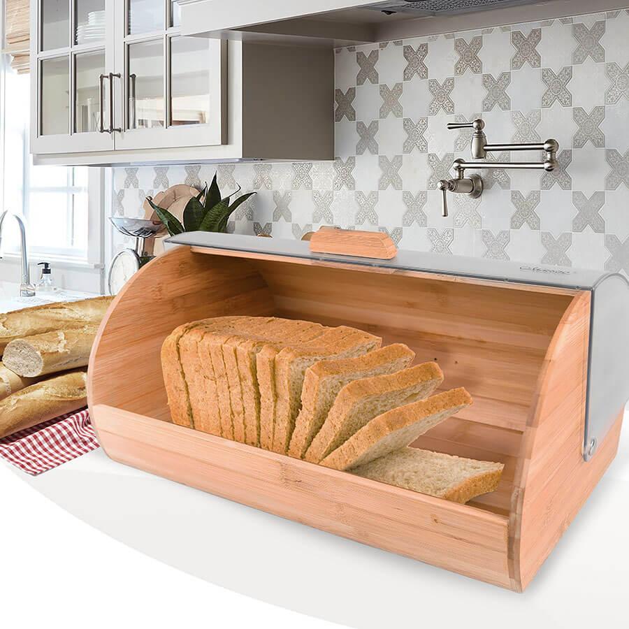 Хлібниця MR-1674S