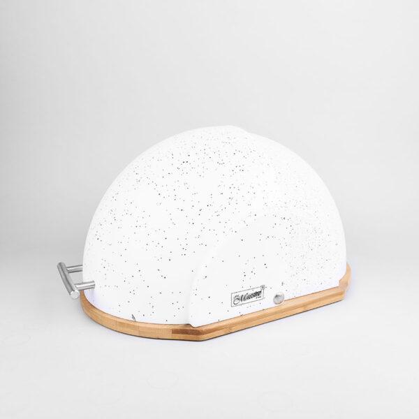 Хлібниця MR-1678G-WHITE