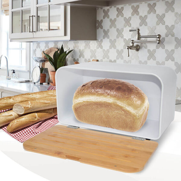 Хлібниця MR-1770-w