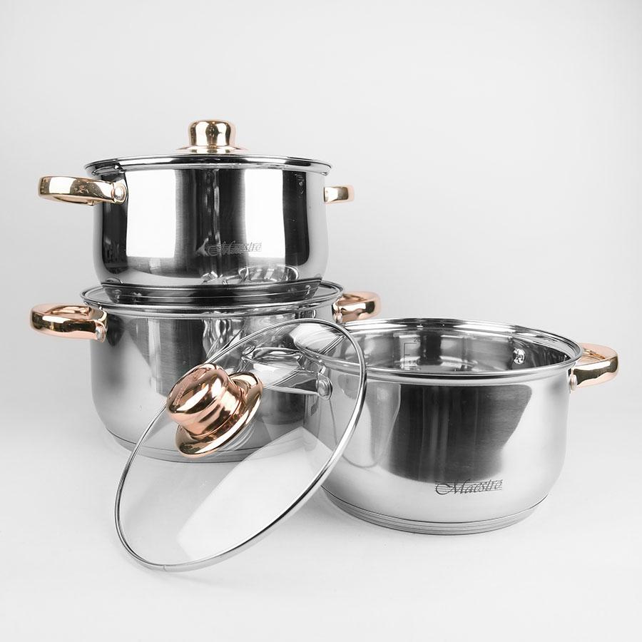 Набір посуду MR-2006-6M