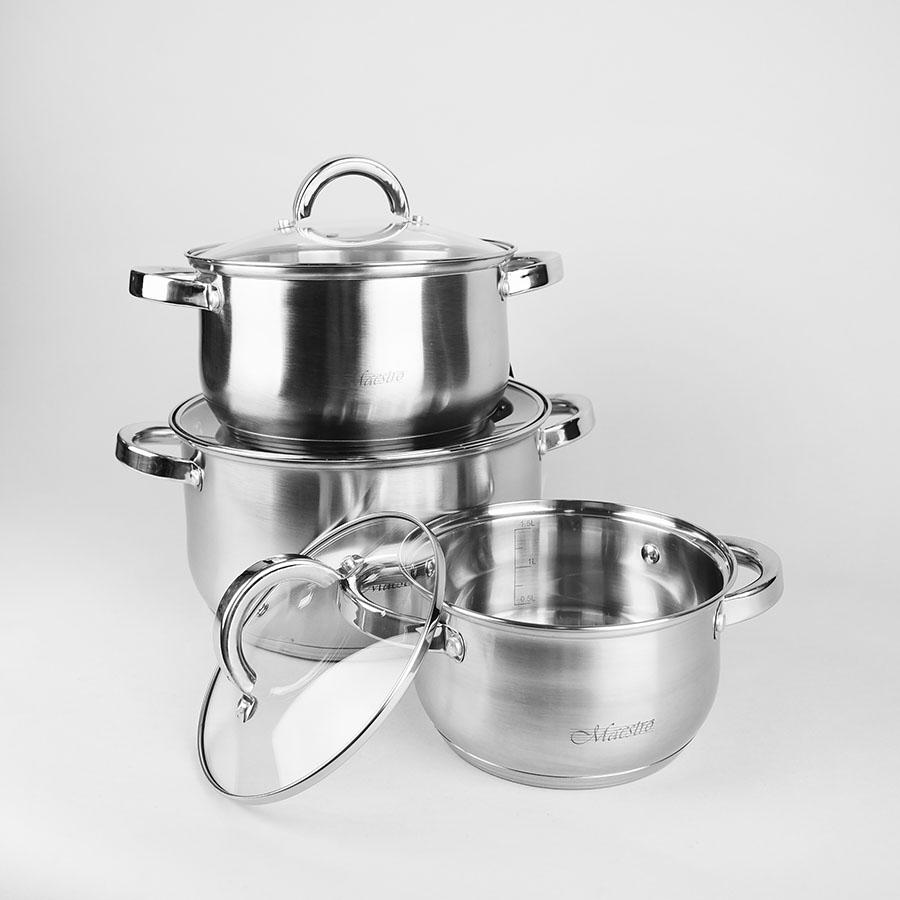 Набір посуду MR-2120-6L