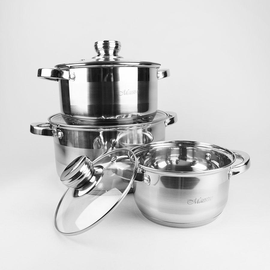 Набір посуду MR-2220-6L