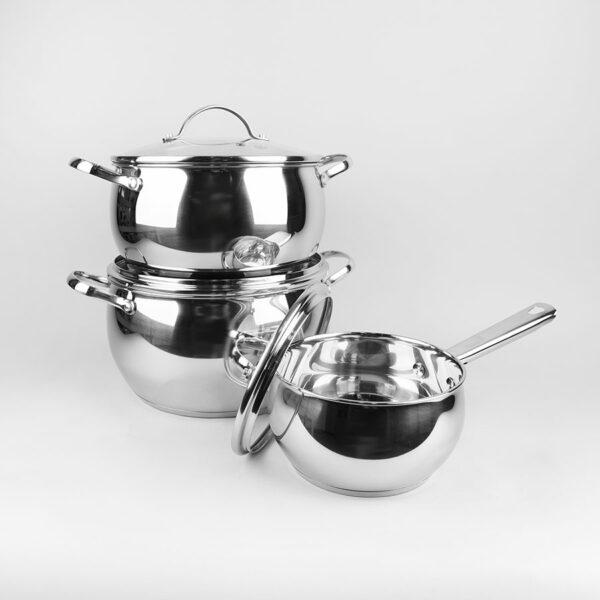 Набір посуду MR-3501-6L
