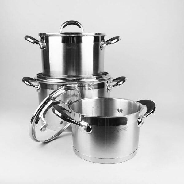 Набір посуду MR-3502-6L