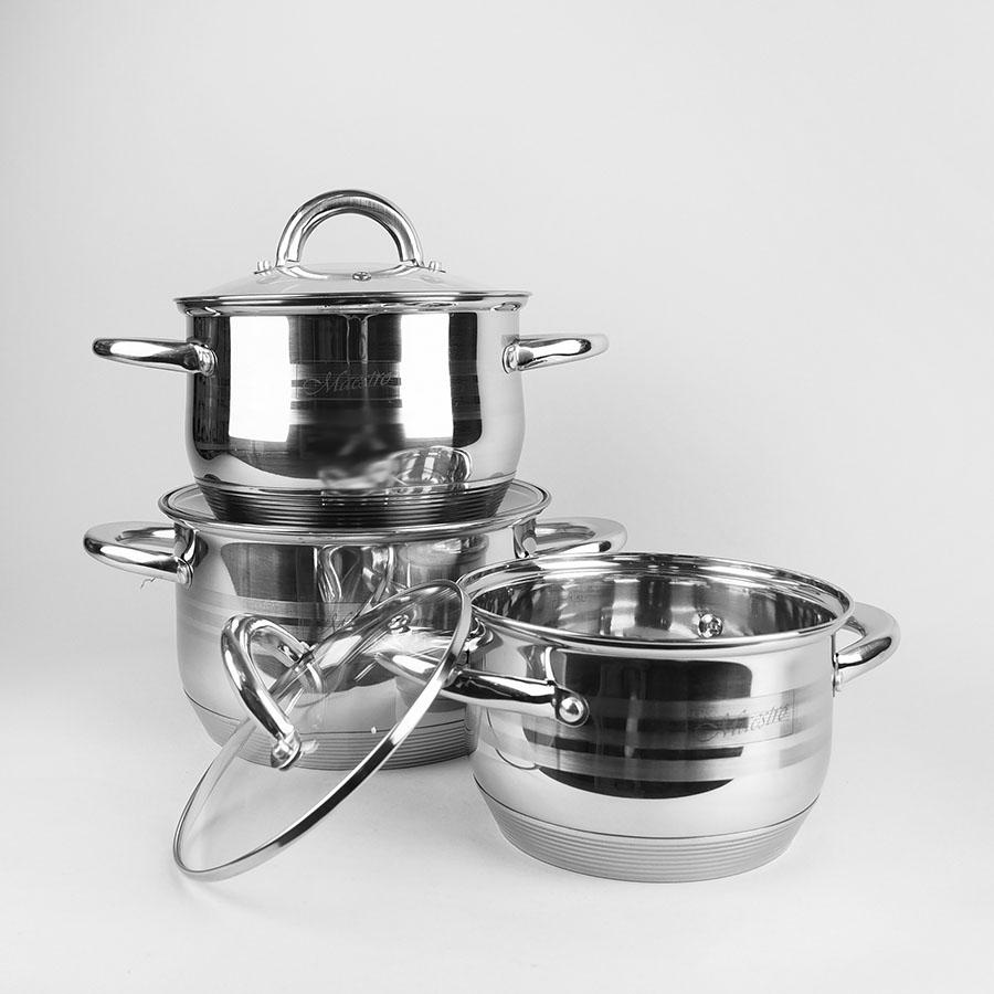 Набір посуду MR-3513-6M