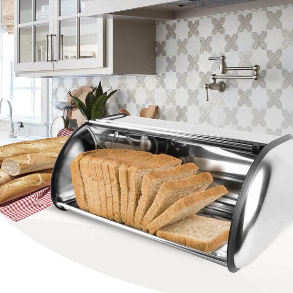 Хлібниця MR-1675 (2 в 1)