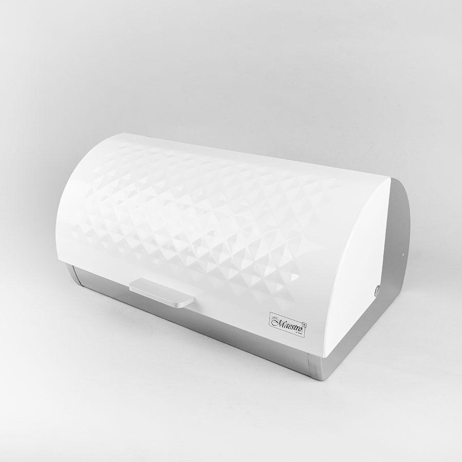 Хлібниця MR-1676-white